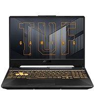 ASUS TUF Gaming FX506HC-HN001 Szürke - Gamer laptop