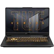 ASUS TUF Gaming F17 FX706HC-HX003 Szürke - Gamer laptop