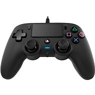 Nacon Wired Compact Controller PS4 - fekete - Kontroller