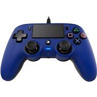Nacon Wired Compact Controller PS4 - kék - Kontroller