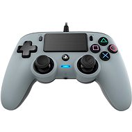 Nacon Wired Compact Controller PS4 - ezüst