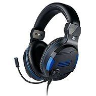BigBen PS4 Stereo-Headset v3 - Gamer fejhallgató
