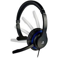 BigBen PS4 Mono Headset Communicator - Gamer fejhallgató