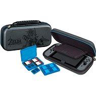 BigBen Official Travel Case Zelda szürke - Nintendo Switch - Tok