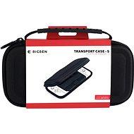 BigBen travel case fekete - Nintendo Switch Lite - Tok