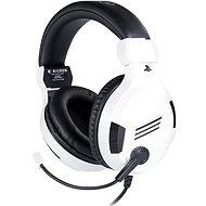BigBen PS4 Stereo-Headset v3 - fehér - Gamer fejhallgató