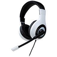 BigBen PS5 Stereo-Headset v1 - fehér - Gamer fejhallgató