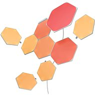 Nanoleaf Shapes Hexagons Starter Kit 9 Panels - LED lámpa