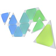 Nanoleaf Shapes Triangles Mini Exp. Pack 10 Pack - LED lámpa