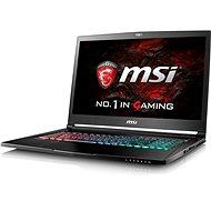 MSI GS63 7RD-228XHU Stealth Fekete - Laptop