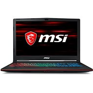 MSI GP63 Leopard 8RE - Laptop