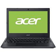 Acer TravelMate TMB118-51-M-N5000 Fekete - Laptop