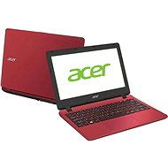 Acer Aspire ES13 fekete/piros - Laptop