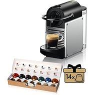 NESPRESSO De'Longhi EN 124 S, ezüst - Kapszulás kávéfőző