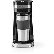 NEDIS 0,42 l fekete - Filteres kávéfőző
