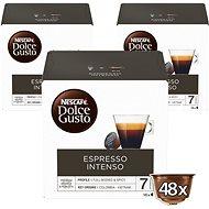 NESCAFÉ Dolce Gusto Espresso Intenso, 3 csomag - Kávékapszulák