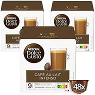 NESCAFÉ Dolce Gusto Café Au Lait Intenso, 3 csomag - Kávékapszula