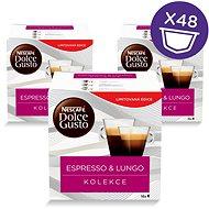 Nescafé Dolce Gusto Black Mix Box 3x 16 db - Kávékapszulák