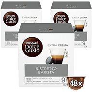 NESCAFÉ Dolce Gusto Espresso Barista, 3 csomag - Kávékapszula