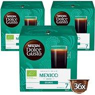 NESCAFÉ Dolce Gusto Mexico, 3 csomag - Kávékapszula