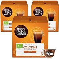 NESCAFÉ Dolce Gusto Kolumbia Sierra Nevada Lungo, 3 csomag - Kávékapszula