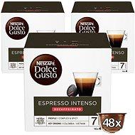 NESCAFÉ Dolce Gusto Espresso Intenso Decaffeinato, 3 csomag - Kávékapszula