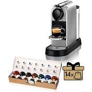 NESPRESSO Krups Citiz XN741B10, ezüst - Kapszulás kávéfőző