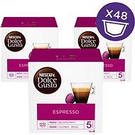 NESCAFÉ Dolce Gusto Espresso, 3 balení - Kávékapszulák