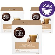 NESCAFÉ Dolce Gusto Cortado, 3 csomag - Kávékapszula