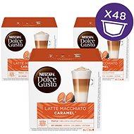 Nescafé Dolce Gusto Latte Macchiato Caramel 16 db x 3 - Kávékapszulák