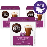 NESCAFÉ Dolce Gusto Choco karamell, 3 csomag - Kávékapszula