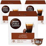 NESCAFÉ Dolce Gusto Caffé Lungo Intenso, 3 csomag - Kávékapszula