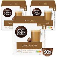 NESCAFÉ Dolce Gusto Au Lait, 3 csomag - Kávékapszula