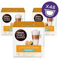 NESCAFÉ Dolce Gusto Latte Macchiato Unsweetened 3 csomag - Kávékapszula