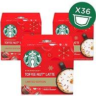 STARBUCKS® Toffee Nut Latte by NESCAFE® DOLCE GUSTO® Limitált kiadás, 12 db kávékapszula - Kávékapszula
