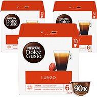 NESCAFÉ Dolce Gusto Caffe Lungo XXL 3 csomag - Kávékapszula