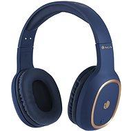 NGS Arctica Pride, kék - Mikrofonos fej-/fülhallgató