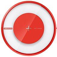 Nillkin Magic Disc 4 Red - Vezeték nélküli töltő
