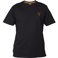 FOX Collection Orange & Black T-Shirt - Póló