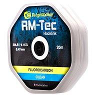 RidgeMonkey RM-Tec Fluorcarbon 20 m átlátszó - Fluorkarbon