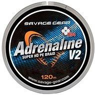 Savage Gear HD4 Adrenaline V2 120 m szürke - Zsinór