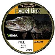 Sema Pike 600m - Horgászzsinór