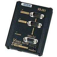 ATEN Elektronikus VGA átkapcsoló 2:1 - Kapcsoló