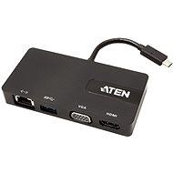 Aten Mini dokkoló állomás, UH3232 - USB Adapter