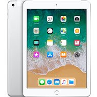 iPad 32GB WiFi Cellular Silver 2018 - Tablet