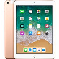 iPad 32GB WiFi Cellular Gold 2018 - Tablet