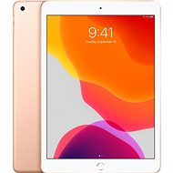 "iPad 10,2"" 128GB WiFi 2019 - arany - Tablet"