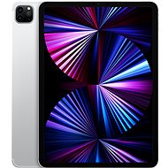 "iPad Pro 11"" 256GB M1 Cellular Ezüst 2021 - Tablet"