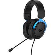 ASUS TUF Gaming H3 Blue - Gamer fejhallgató