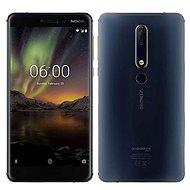Nokia 6.1 Dual SIM, kék - Mobiltelefon